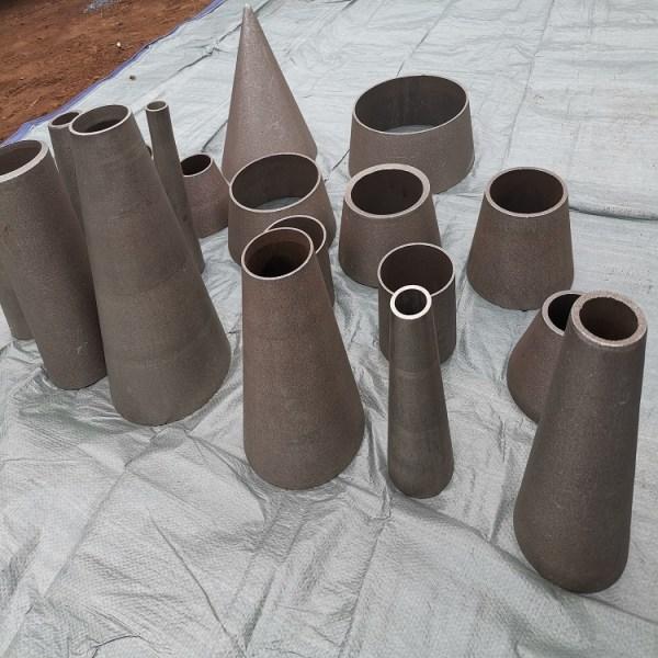 锥形钢管 厚壁锥形钢管 厂家直供无锡多润德钢管厂