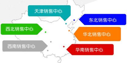 山东万通锅炉配件铸造厂优势2:销售网络覆盖全国各地